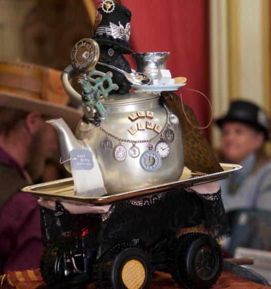 Tea Pot Racing Information